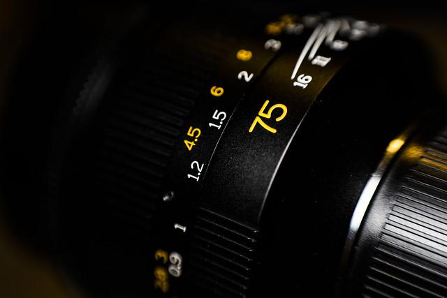 7Artisans 75mm f/1.25