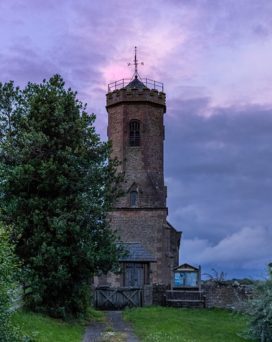 shropshire uk england sunset goldenhour red purple church countryside outside sky clouds canon nature architecture amateurphotography panorama landscape