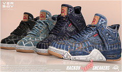 [ Versov // ] HACKOV LIMITED EDITION SNEAKERS available at MAN CAVE