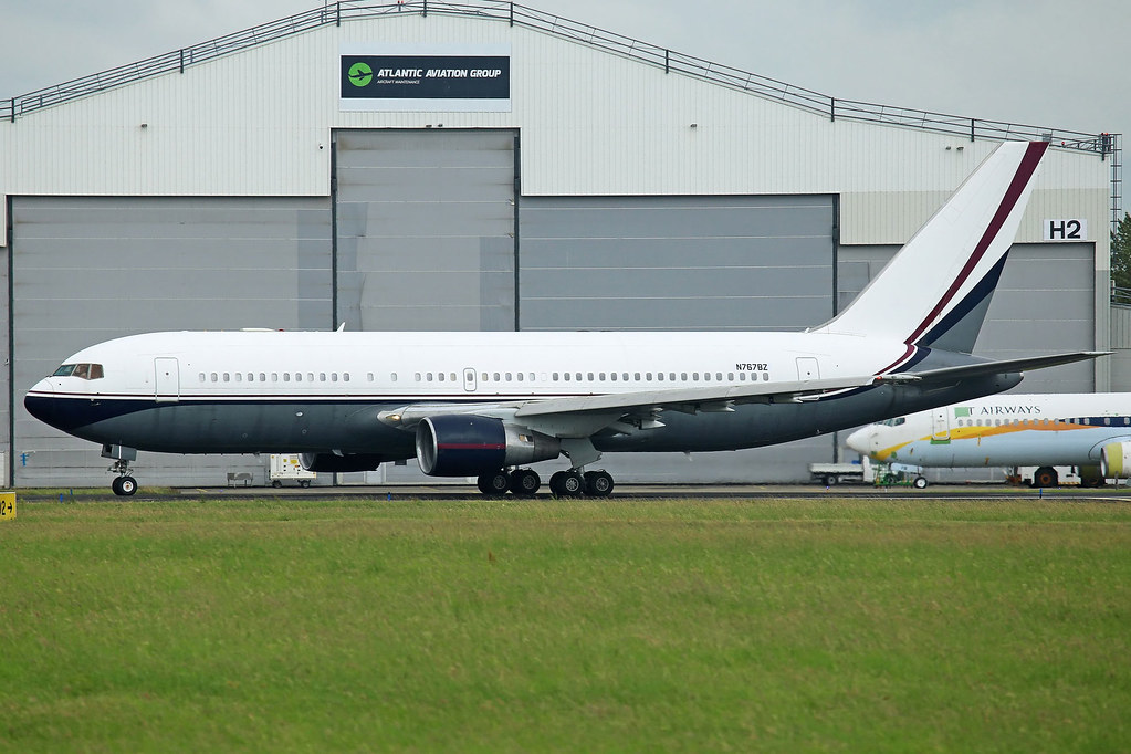 Untitled Boeing 767-231(ER), N767BZ.