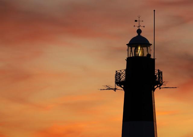 Vuurtoren Breskens lighthouse