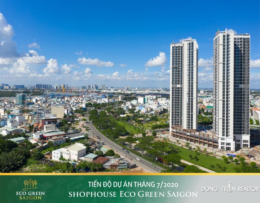 TIEN DO ECO GREEN SAIGON THANG 7/2020