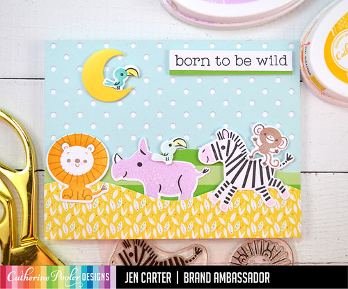 Jen Carter Born to Be Wild African Animals Scene 2