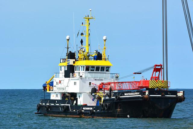IMO 8224286 Multrasalvor 4 NL 200610 Noordzee 1018