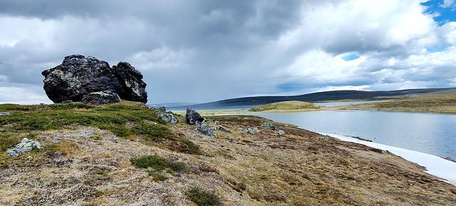Käsivarren erämaa ja Reisan kansallispuisto