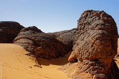 Tassili du Hoggar (Algérie)