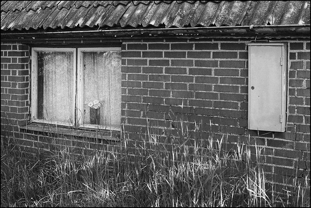 The abandoned farm - Kodak Tri-X 400