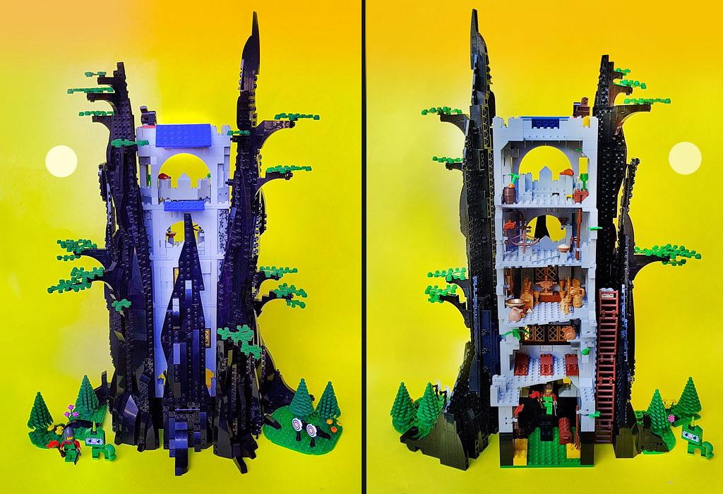 Forestmen Citadel complete