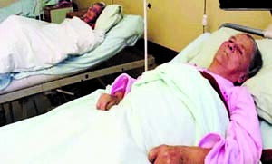 5686 UAE woman woke up from Coma after 27 years 05