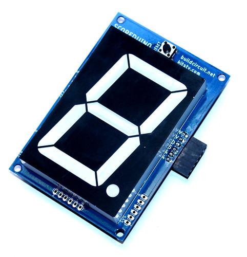 2.3 inch seven segment display driver (2)