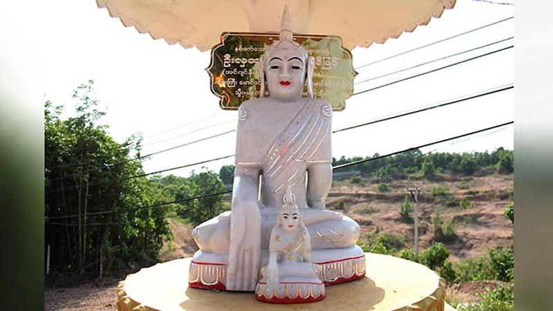 Myanmar Singkirkan Rupaka Buddha dengan Mudra yang Tidak Sesuai
