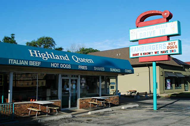 Highland Queen Drive-In - LaGrange, Illinois