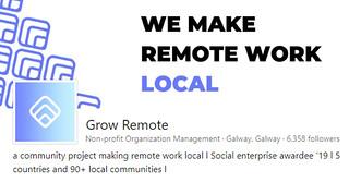 Grow Remote LinkedIn
