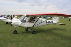 G-GNJW Ikarus Comco C-42 [PFA 322-13717] Sywell 300819