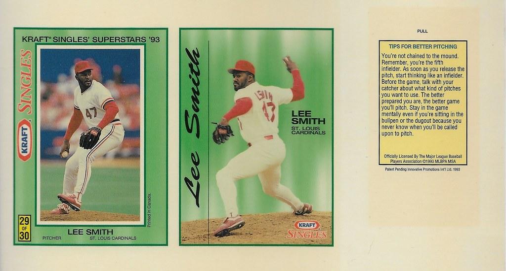 1993 Kraft Panel - Smith, Lee