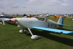 G-EYOR Vans RV-6 [PFA 181A-13259] Sywell 300819