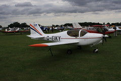 G-EIKY Europa [PFA 247-12634] Sywell 310819