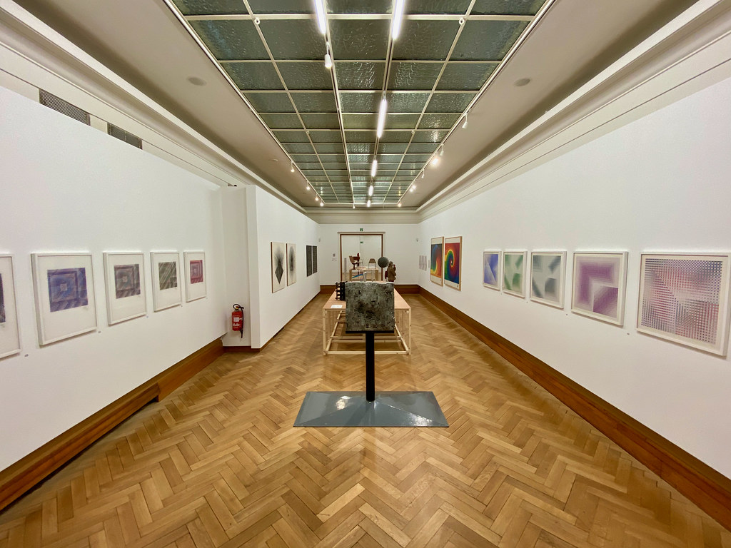 The World as a Pavilion exhibition