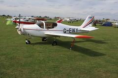 G-EIKY Europa [PFA 247-12634] Sywell 300819