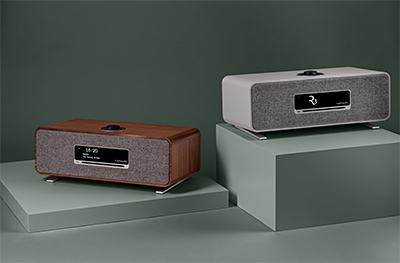 Ruark Audio R3: stylish and compact music system with expansive sound.