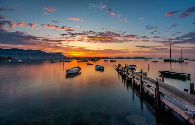 Tamaris sunrise