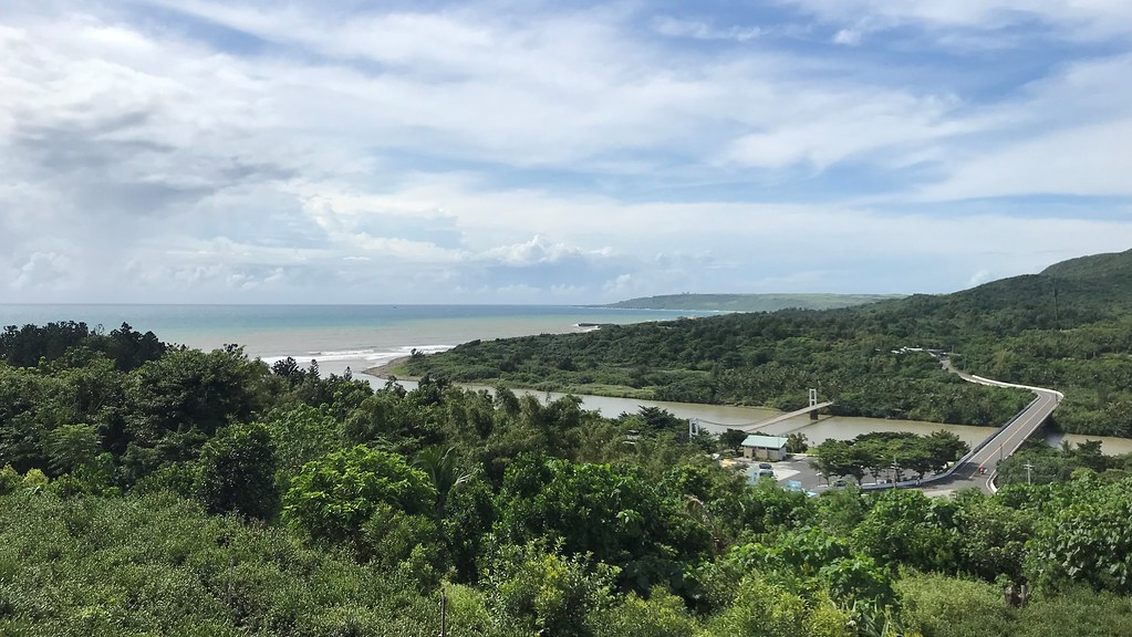 恆春半島港口溪陸續發現陸蟹新種,從45種增加為49種,而有陸蟹之河美稱。圖片來源:墾管處