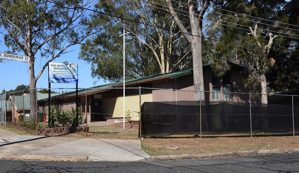 Baptist Church, Miller, Sydney, NSW.
