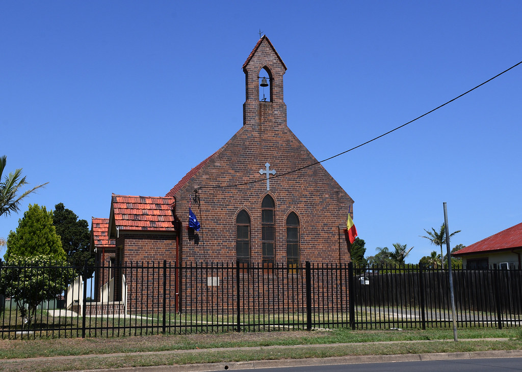 Anglican Church, Glenfield, Sydney, NSW.