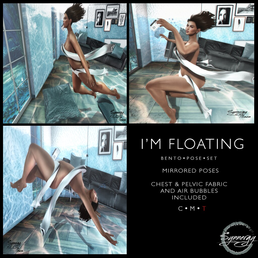 I'm floating Pose @ Main-store release