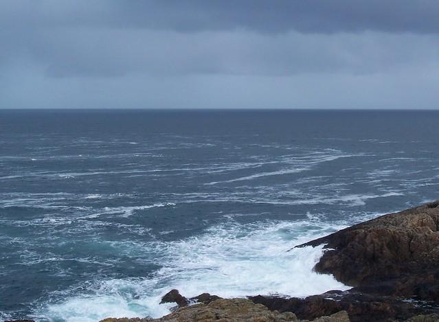 Wild Seas, Portskerra, North of Scotland, March 2011