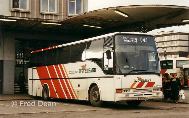 Bus Eireann VC23 (96D20466).