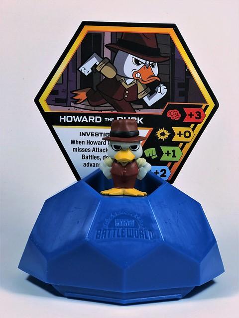Battleworld Howard