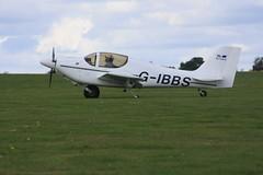 G-IBBS Europa [PFA 247-12745] Sywell 010919