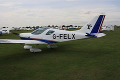 G-FELX Czech Aircraft Works SportCruiser [PFA 338-14661] Sywell 300819
