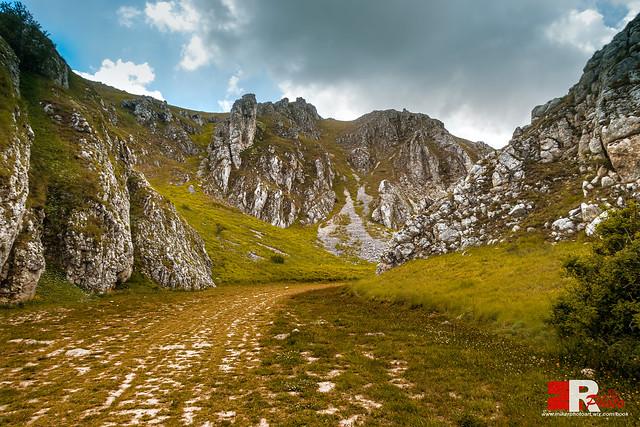 Abruzzo, Canyon della Valianara