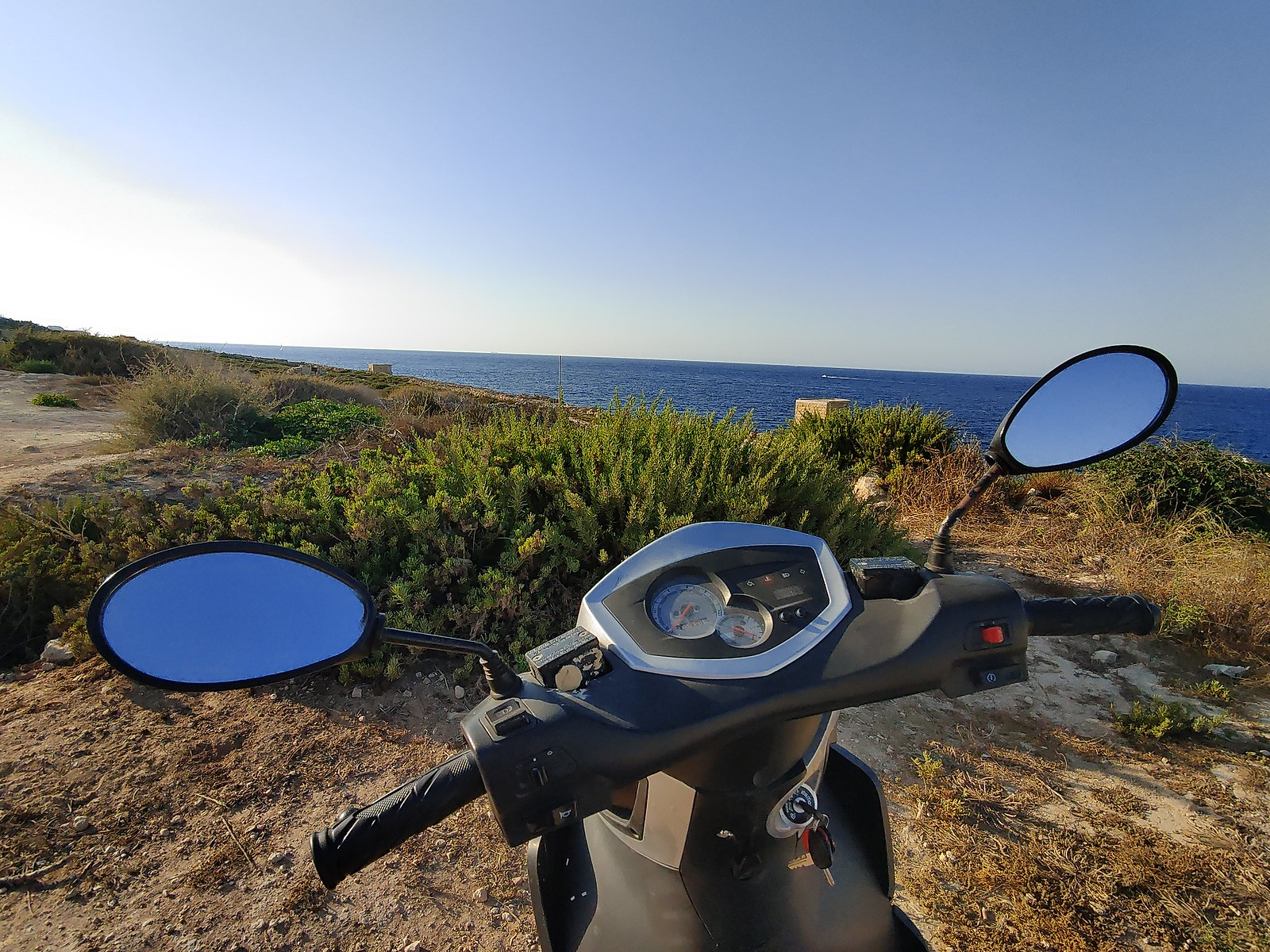 Scooter, Roller, Malta