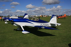 G-DSRV Vans RV-7 [LAA 323-14381] Sywell 010919