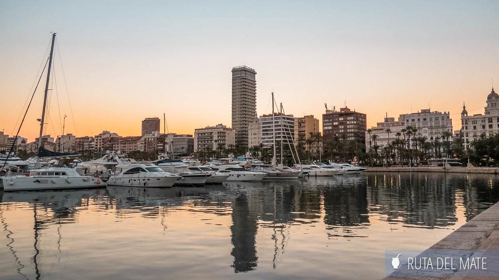Qué ver en Alicante, su puerto