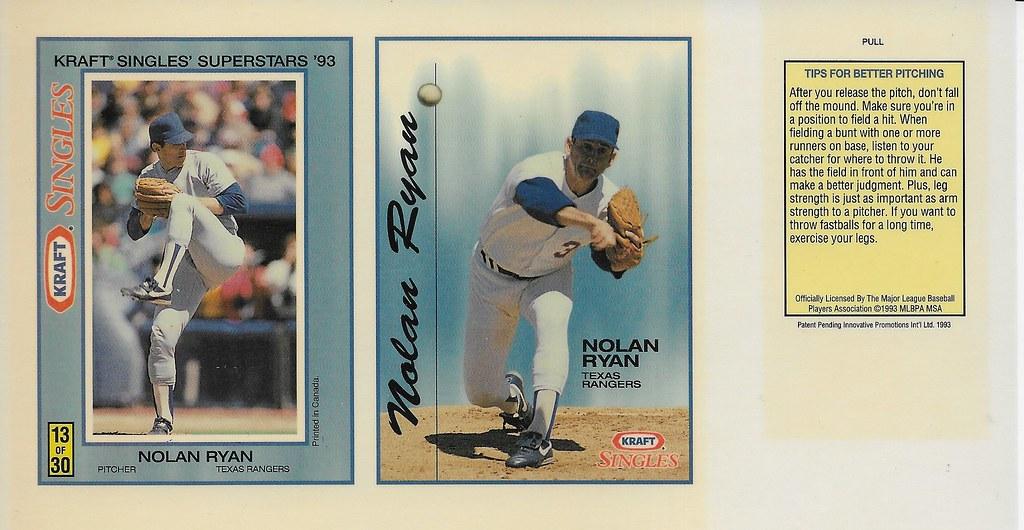 1993 Kraft Panel - Ryan, Nolan