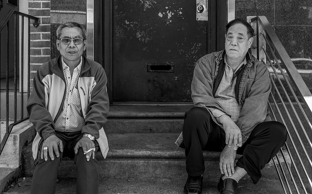 Two in Chinatown ©2020 karp