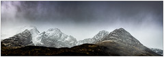 Winter Storm over Bla Bheinn, Isle of Skye - Explore No.52 - 18.07.2020