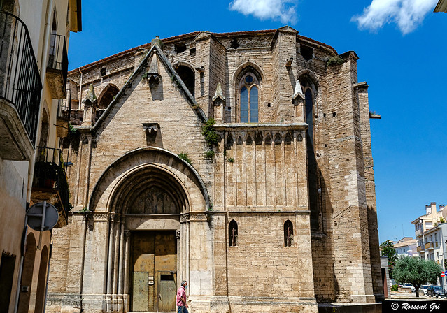Santa Maria dels Turers - Banyoles