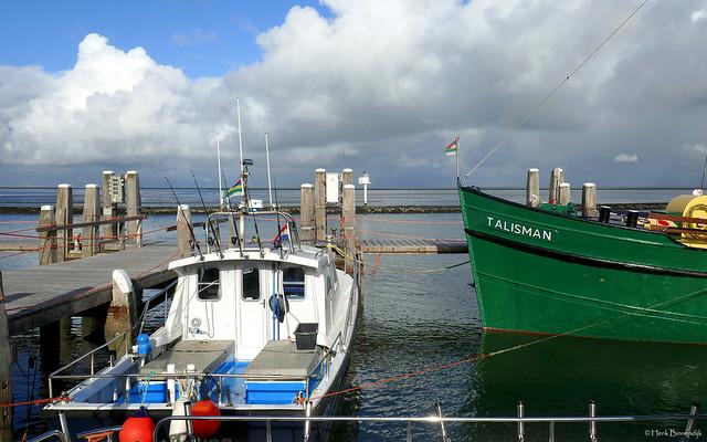 Terschelling: West-Terschelling harbour