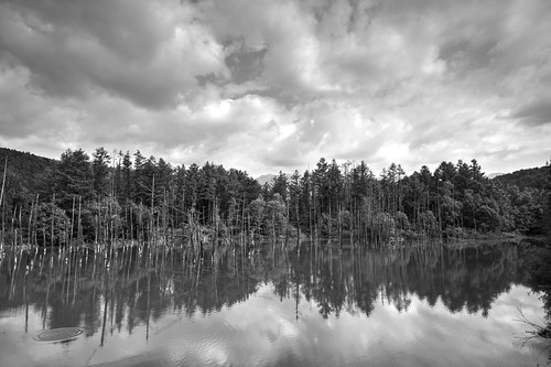 ACROS 18-07-2020 Blue Pond at Biei