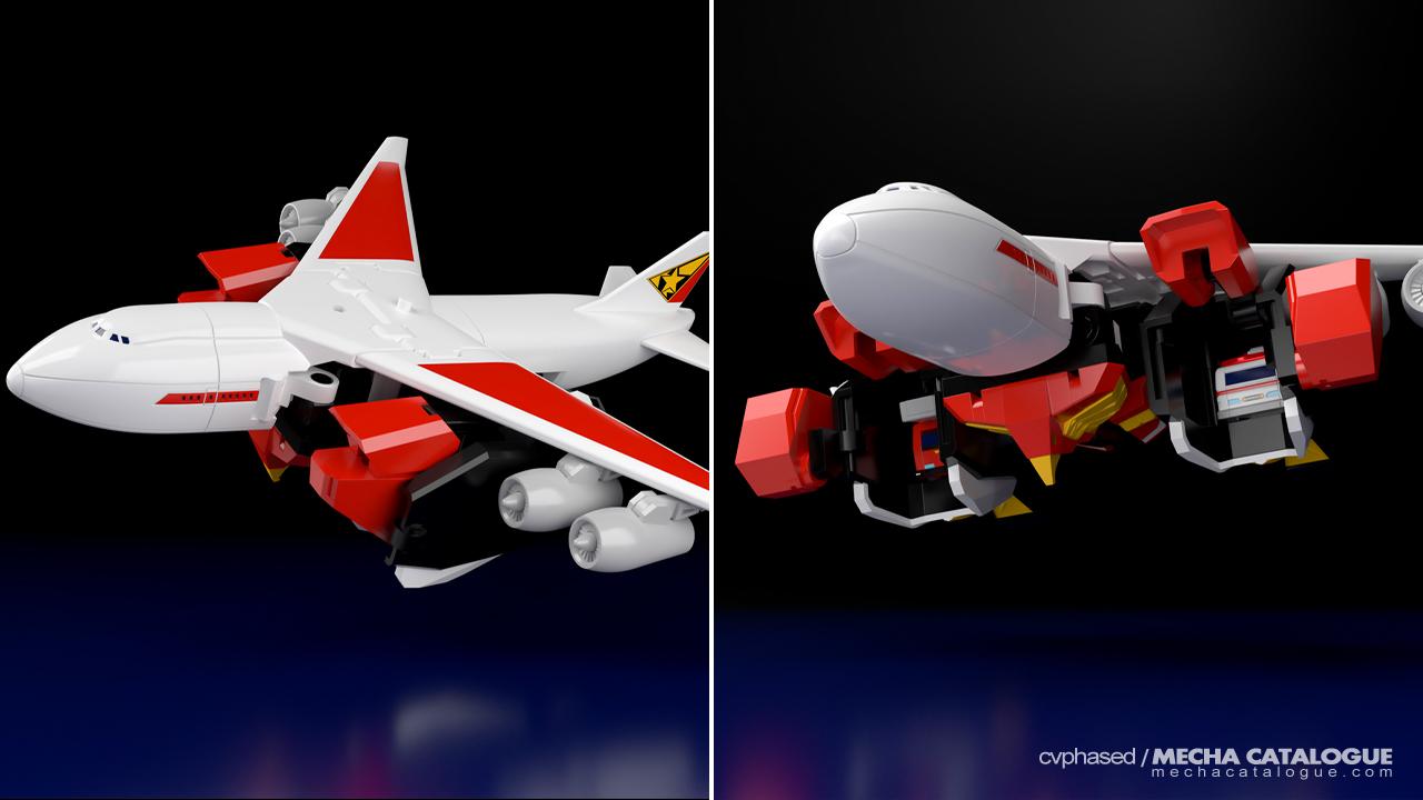 I Still Prefer Kotobukiya's Approach: Super Minipla Fire Dagwon