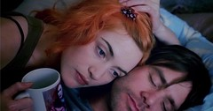"Eternal Sunshine of the Spotless Mind: ""Michel Gondry is very good at imagining simple or handmade visual effects"""