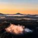 Morning Cloud Passing