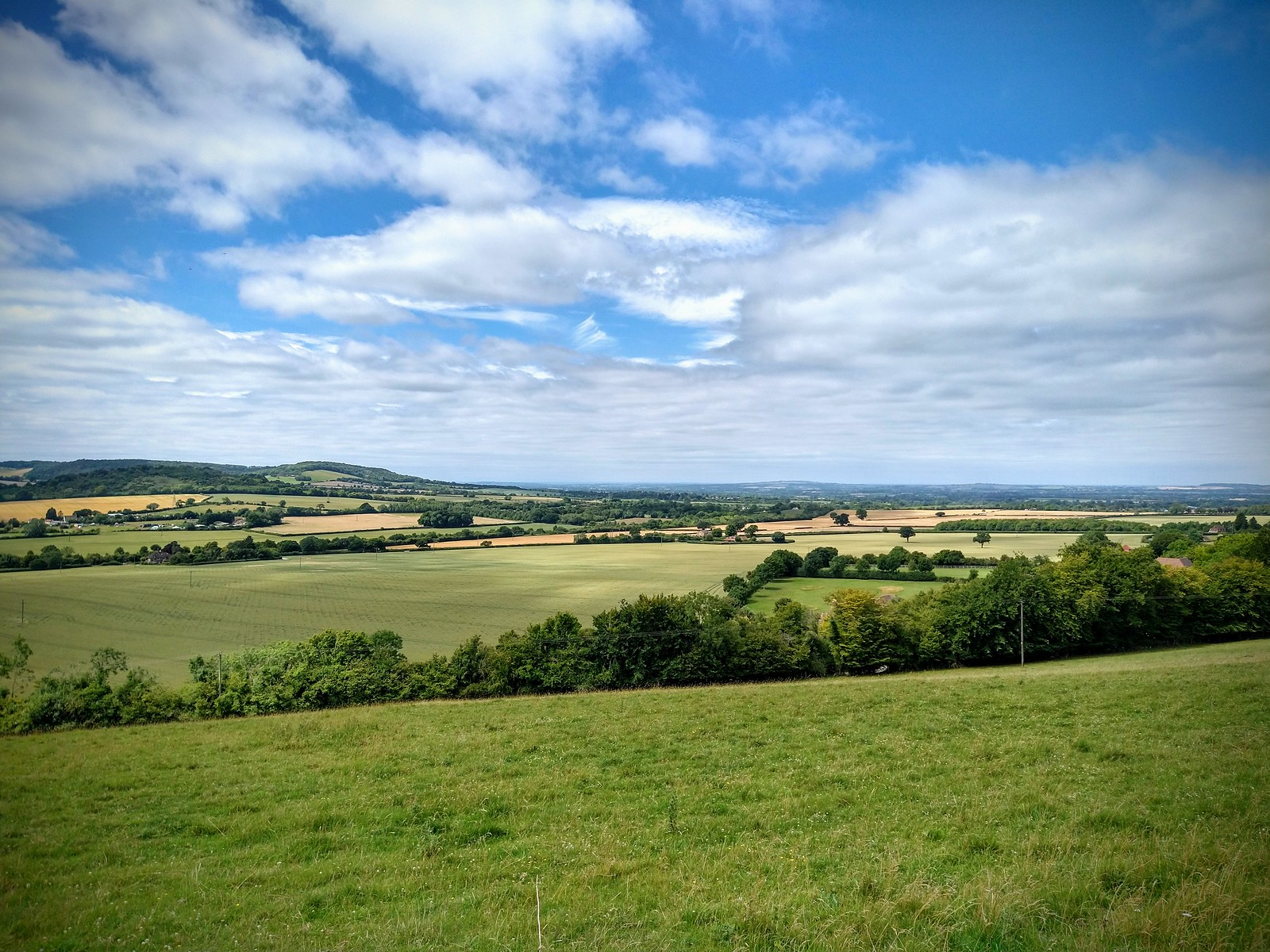 Saunderton - Chinnor Hill Circular Walk