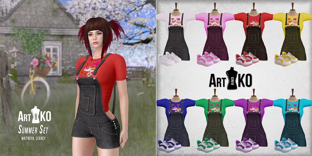 Art&Ko – Summer Set – Shiny Shabby
