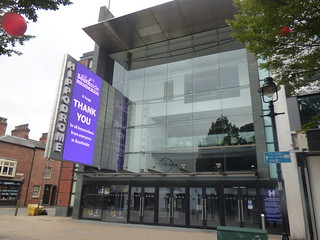 Birmingham Hippodrome - Southside Birmingham - Thank You to all keyworkers | by ell brown